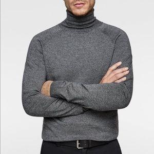 Zara Men's High Neck Sweater